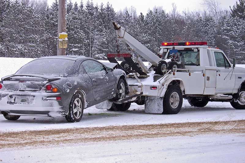 Two Wheel Tow in Mississauga