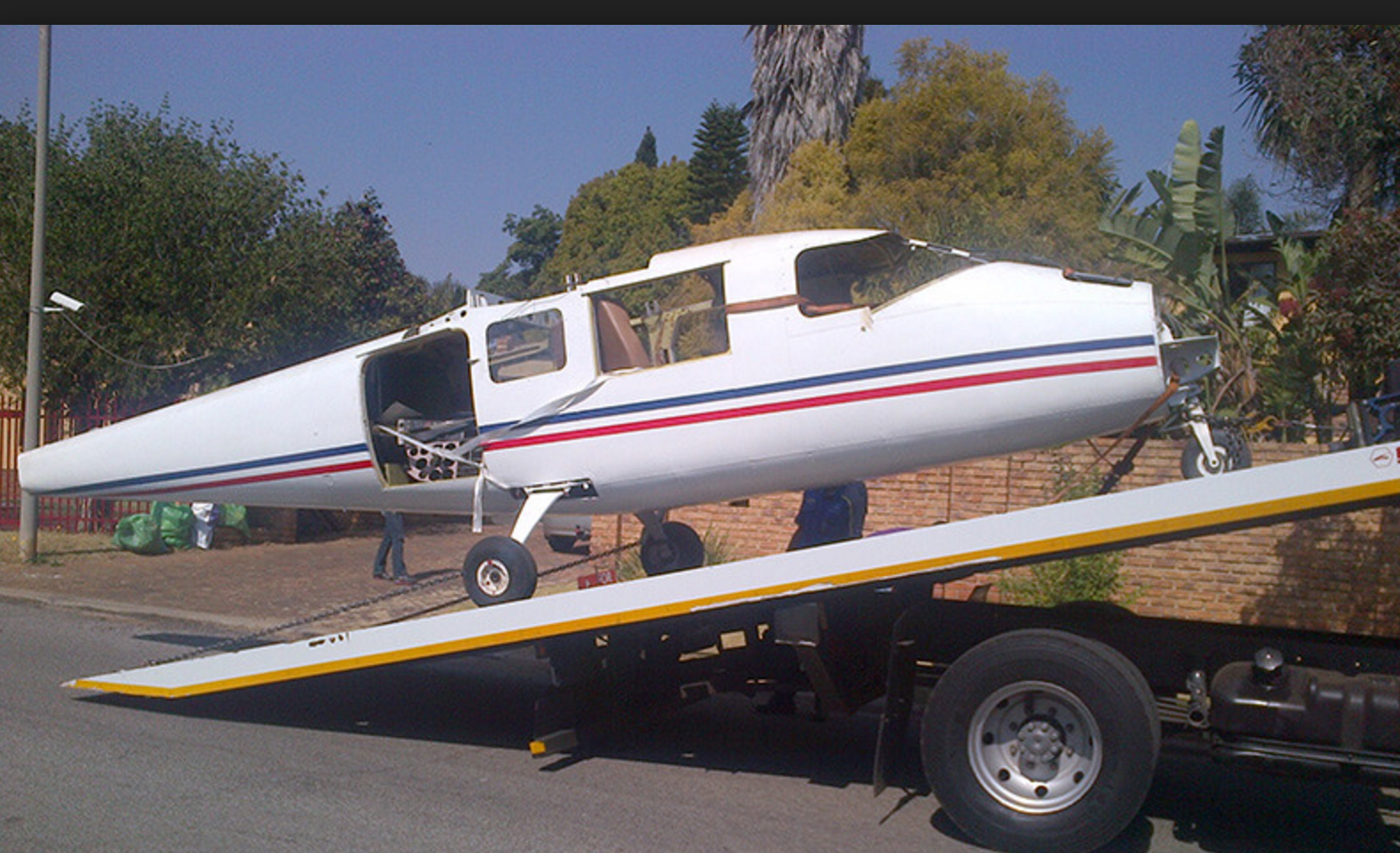 Heavy Towing Mississauga Airplane