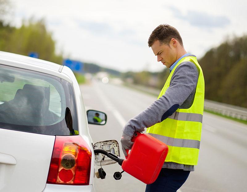 fuel delivery toronto roadside assistance